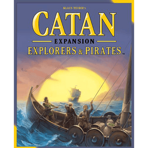 Catan (5th Edition): Explorers & Pirates Expansion