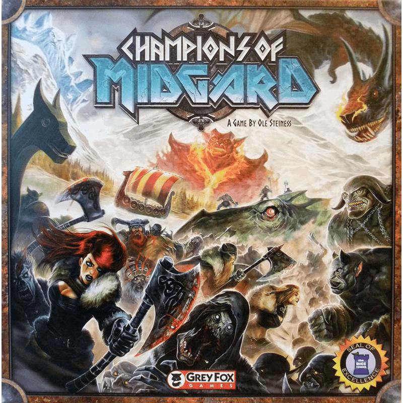 Champions of Midgard - Thirsty Meeples