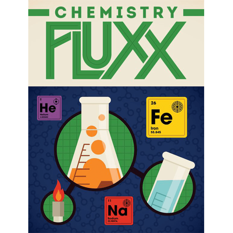 Chemistry Fluxx - Thirsty Meeples