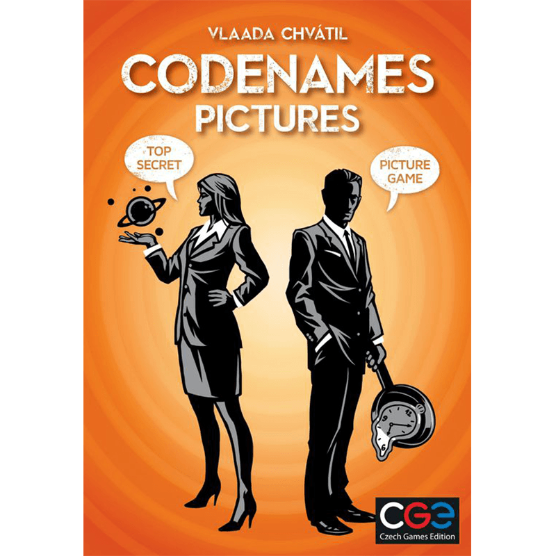 Codenames: Pictures - Thirsty Meeples
