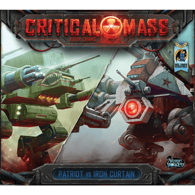 Critical Mass: Patriot vs Iron Curtain