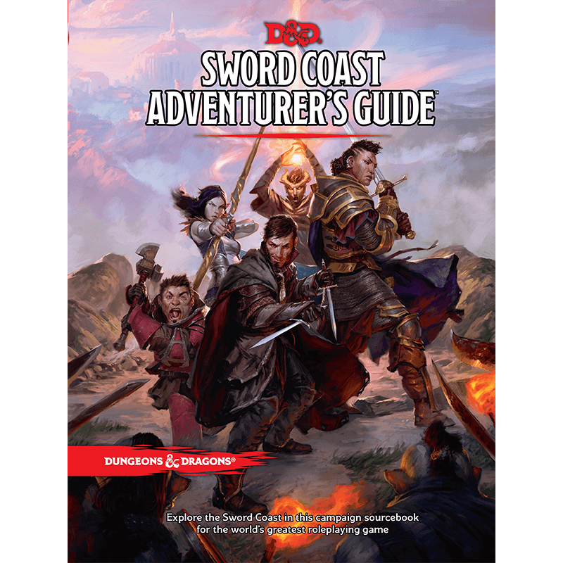Dungeons & Dragons (5th Edition): Sword Coast Adventurer's Guide