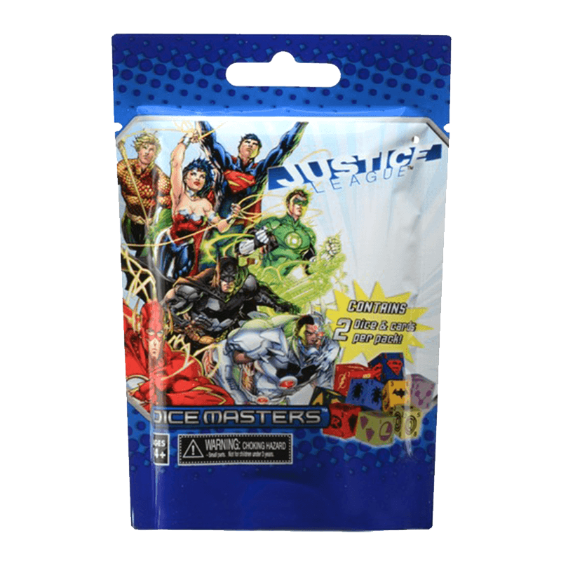 DC Dice Masters: Justice League - Booster Pack