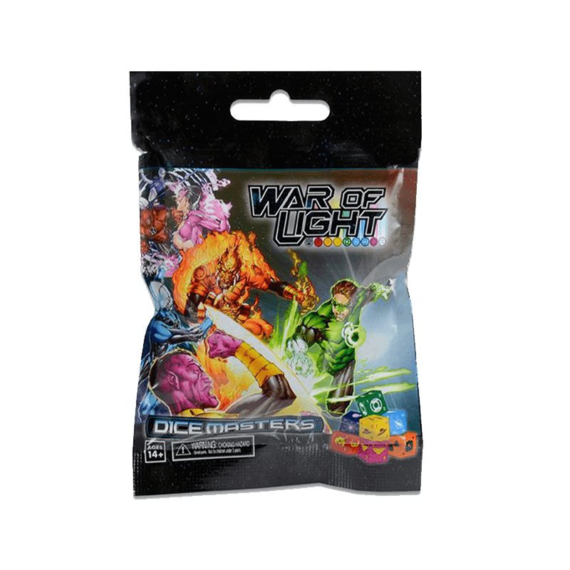 DC Comics Dice Masters: War of Light - Booster Pack