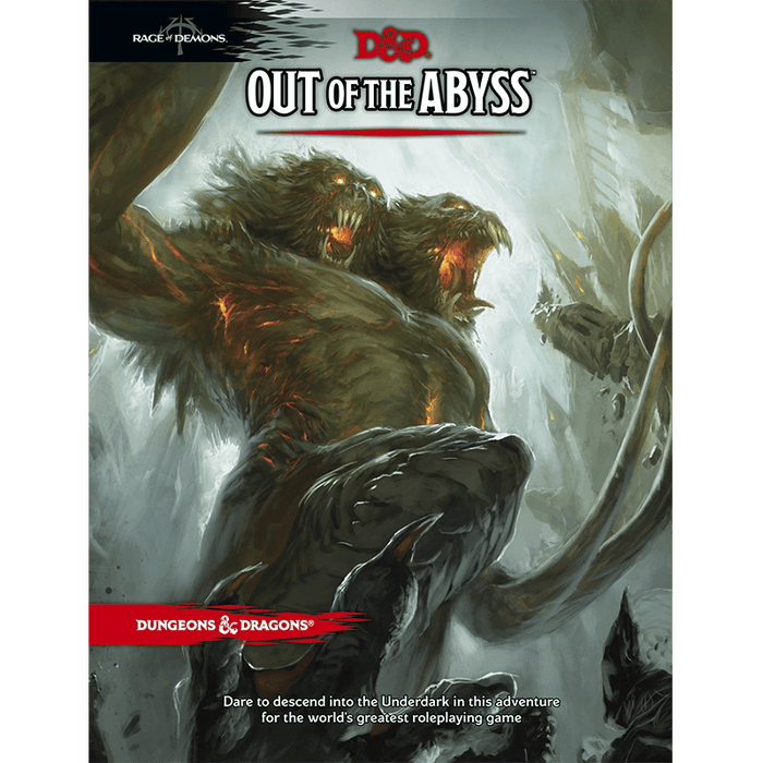 Dungeons & Dragons (5th Edition): Out of the Abyss