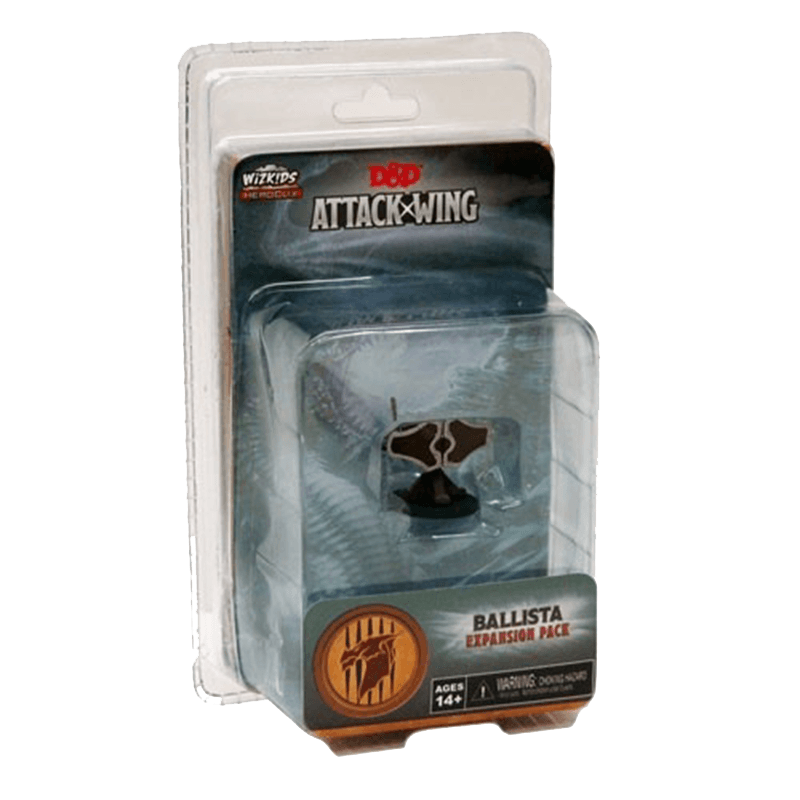 Dungeons & Dragons: Attack Wing – Dwarven Ballista Expansion Pack