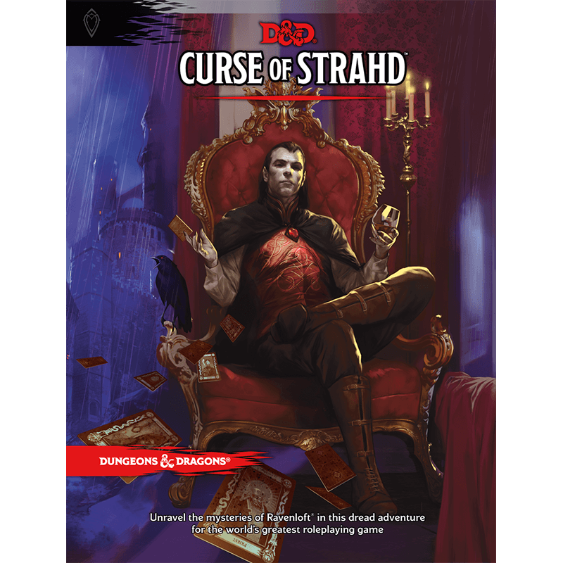 Dungeons & Dragons (5th Edition): Curse of Strahd