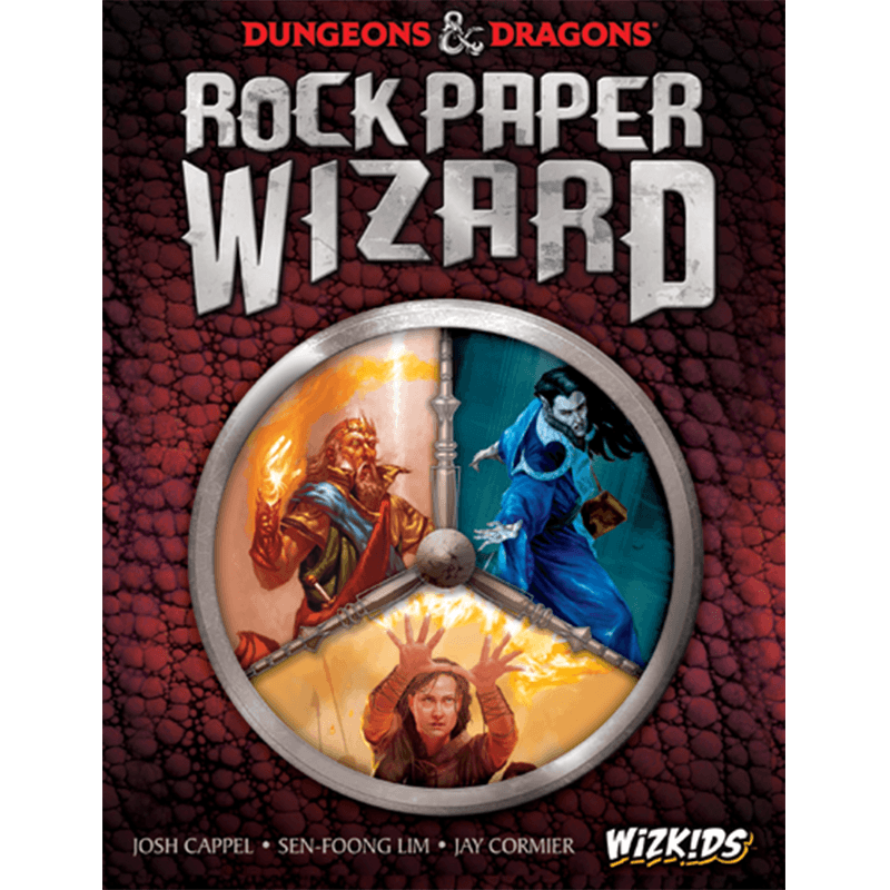 Dungeons & Dragons: Rock Paper Wizard - Thirsty Meeples