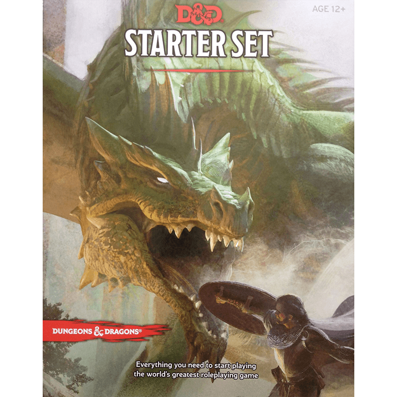 Dungeons & Dragons (5th Edition): Starter Set