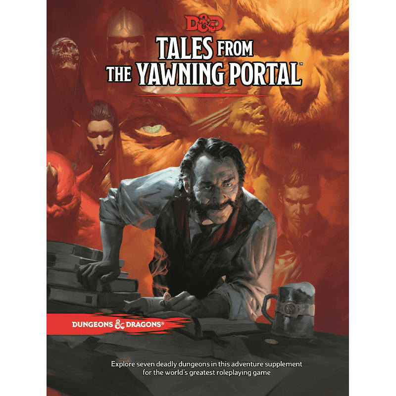 Dungeons & Dragons (5th Edition): Tales of the Yawning Portal