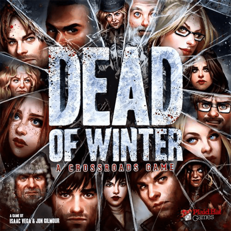 Dead of Winter: A Crossroads Game - Thirsty Meeples