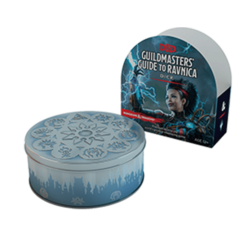 Dungeons & Dragons (5th Edition): Guildmasters' Guide to Ravnica Dice Set