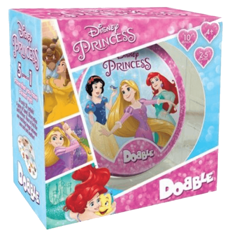 Dobble Disney Princess - Thirsty Meeples