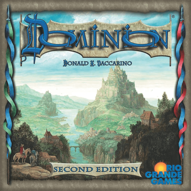 Dominion (Second Edition) - Thirsty Meeples