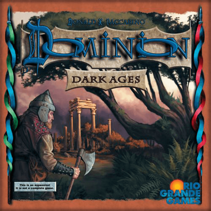 Dominion: Dark Ages - Thirsty Meeples