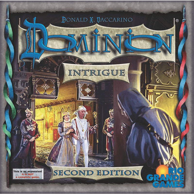 Dominion: Intrigue (Second Edition) - Thirsty Meeples