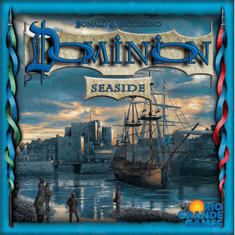Dominion: Seaside - Thirsty Meeples