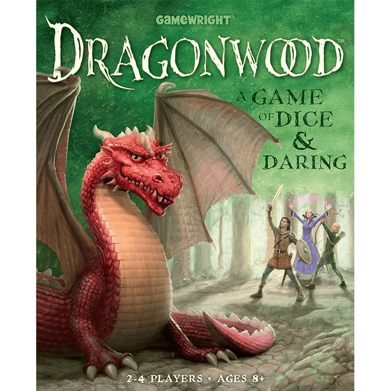 Dragonwood - Thirsty Meeples
