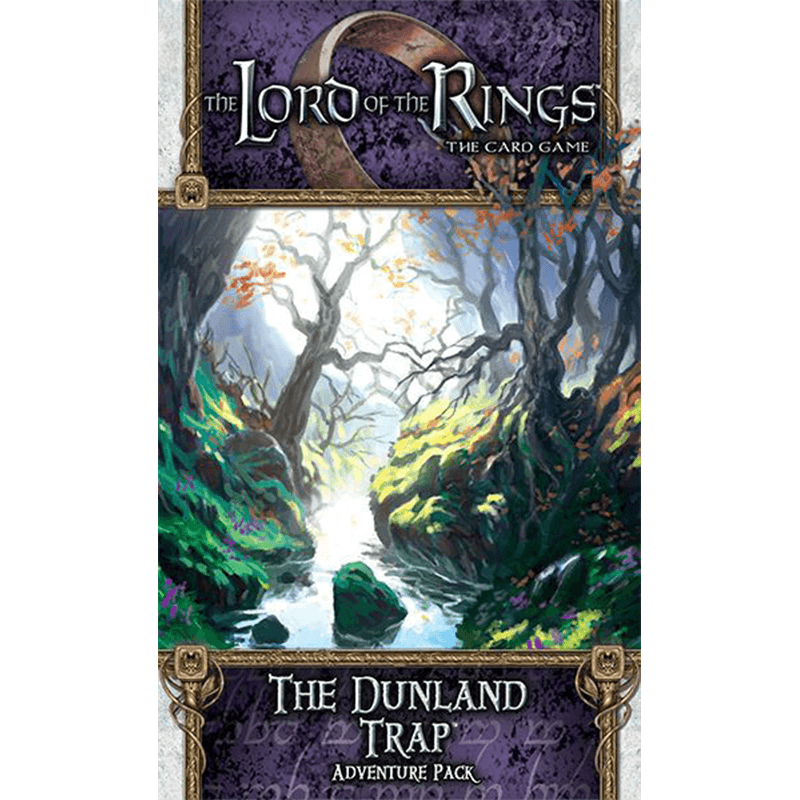 The Lord of the Rings: The Card Game – The Dunland Trap