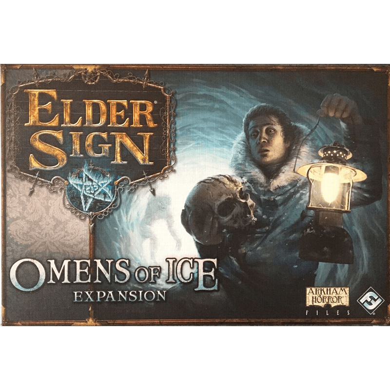Elder Sign: Omens of Ice - Thirsty Meeples