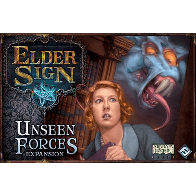 Elder Sign: Unseen Forces - Thirsty Meeples