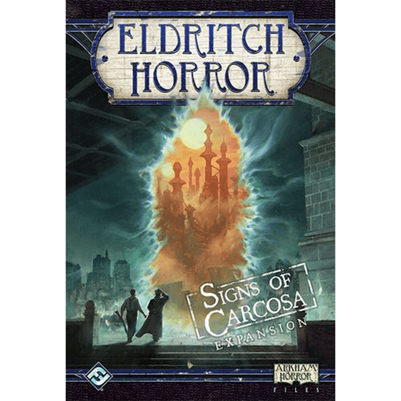 Eldritch Horror: Signs of Carcosa - Thirsty Meeples