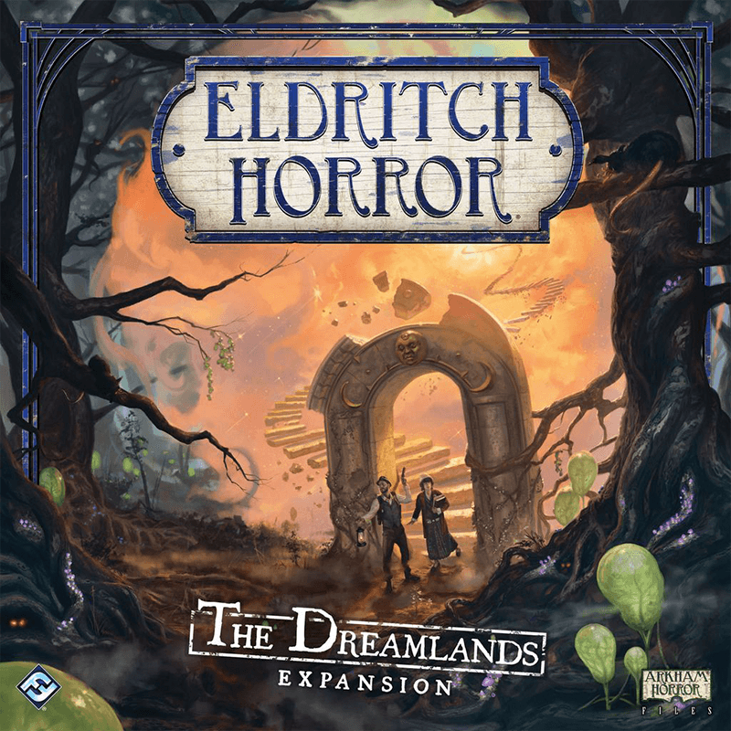 Eldritch Horror: The Dreamlands - Thirsty Meeples