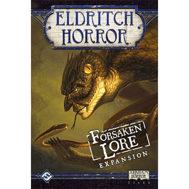 Eldritch Horror: Forsaken Lore - Thirsty Meeples