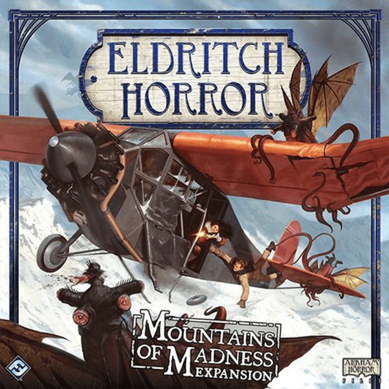 Eldritch Horror: Mountains of Madness - Thirsty Meeples