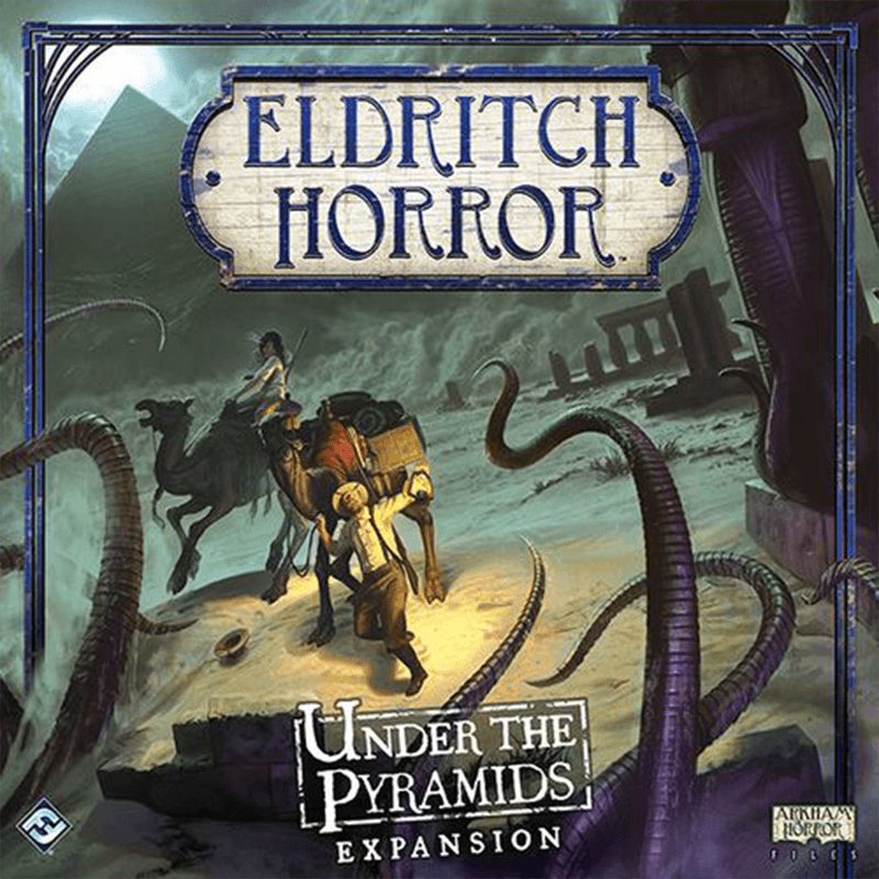Eldritch Horror: Under the Pyramids - Thirsty Meeples