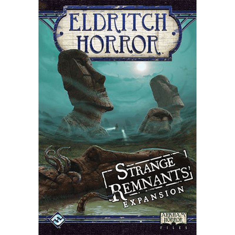 Eldritch Horror: Strange Remnants - Thirsty Meeples