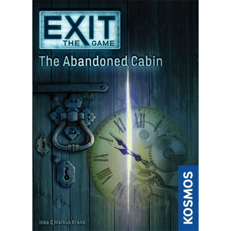 EXIT: The Game – The Abandoned Cabin - Thirsty Meeples