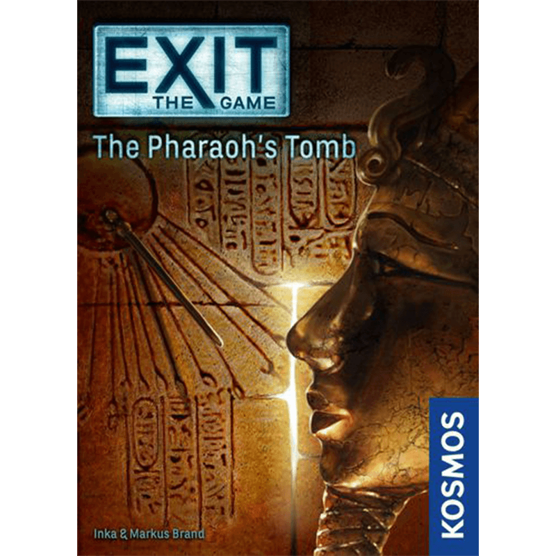 EXIT: The Game – The Pharaoh's Tomb - Thirsty Meeples