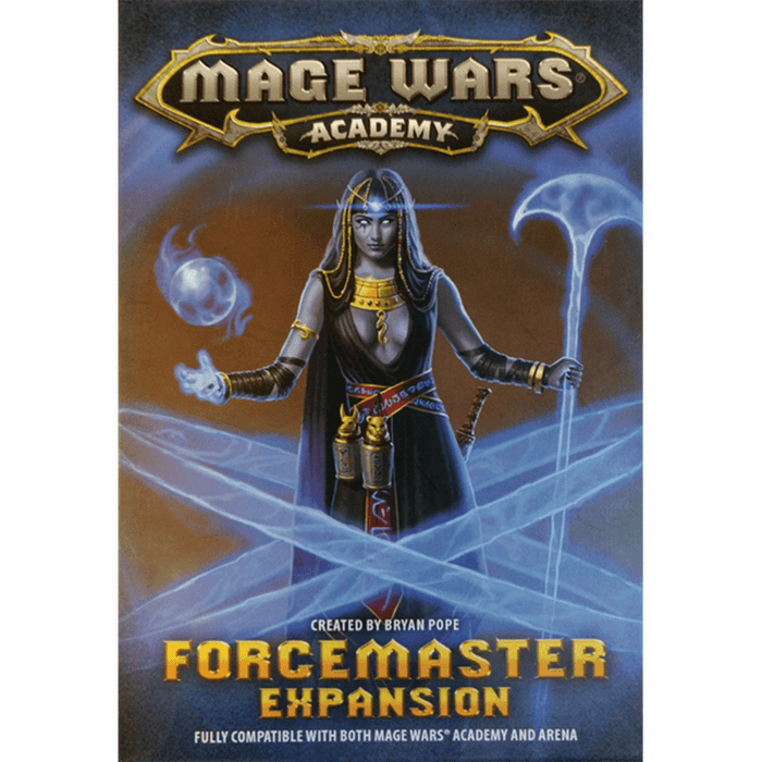 Mage Wars: Academy – Forcemaster Expansion
