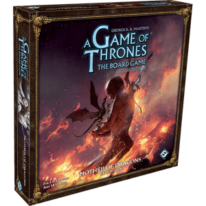 A Game of Thrones: The Board Game (Second Edition) – Mother of Dragons (PRE-ORDER)