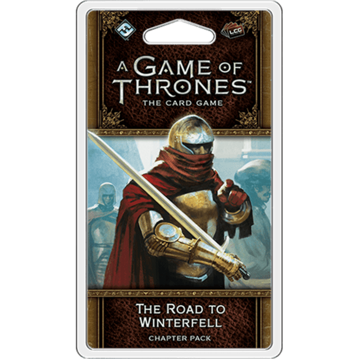 A Game of Thrones: The Card Game (Second Edition) – The Road to Winterfell