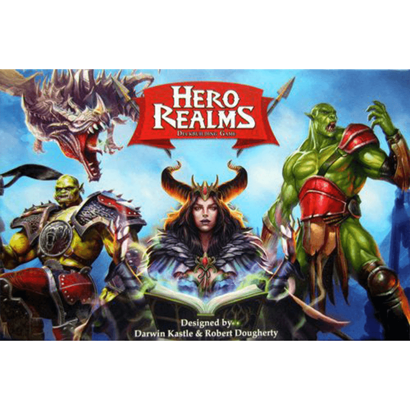 Hero Realms - Thirsty Meeples