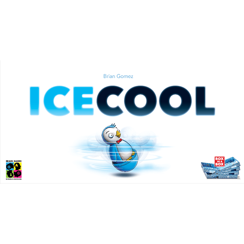 Ice Cool - Thirsty Meeples