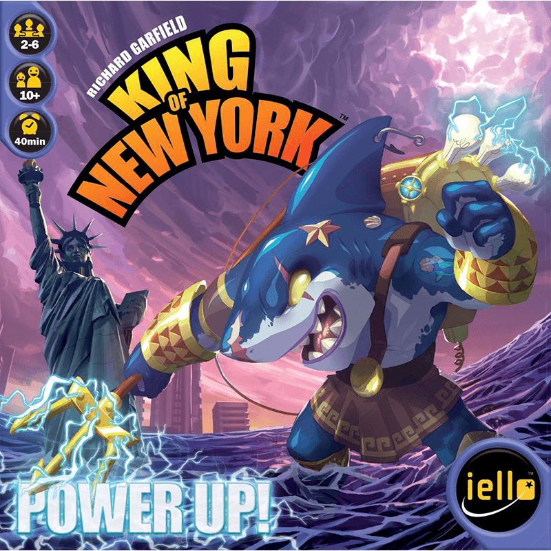 King of New York: Power Up! - Thirsty Meeples