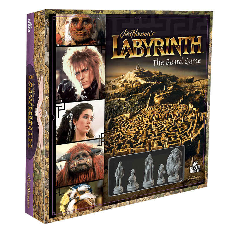 Jim Henson's Labyrinth: The Board Game - Thirsty Meeples