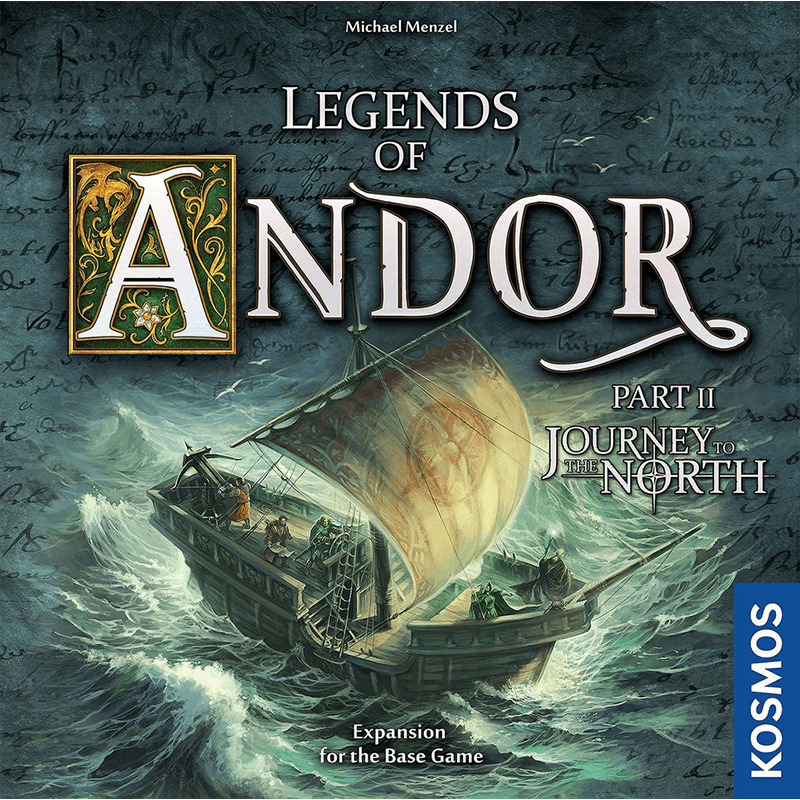 Legends of Andor: Journey to the North - Thirsty Meeples