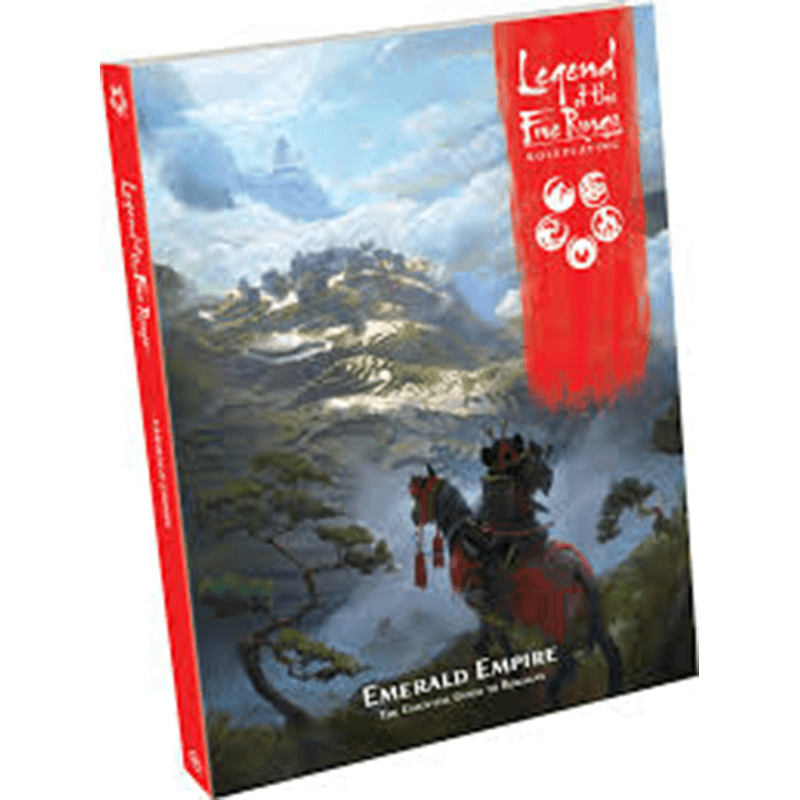 Legend of the Five Rings Roleplaying Game: Emerald Empire The Essential Guide to Rokugan