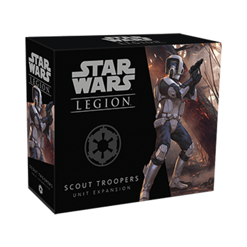 Star Wars: Legion – Imperial Scout Troopers Unit Expansion