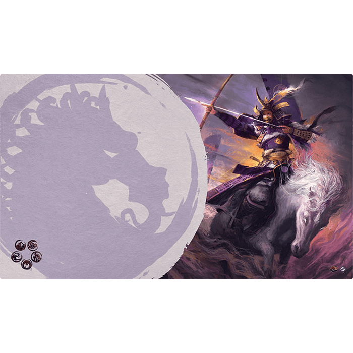 Legend of the Five Rings: The Card Game - Mistress of the Five Winds Playmat