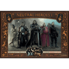 A Song of Ice & Fire: Tabletop Miniatures Game – Neutral Heroes 1