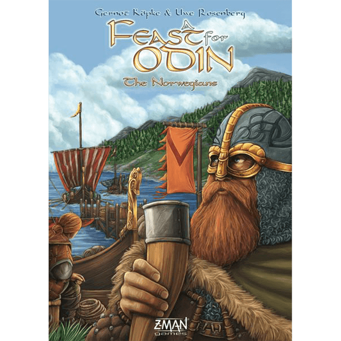 A Feast for Odin: The Norwegians (PRE-ORDER)