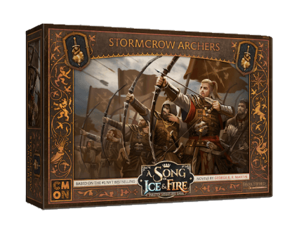 A Song of Ice & Fire: Tabletop Miniatures Game – Stormcrow Archers Unit Box