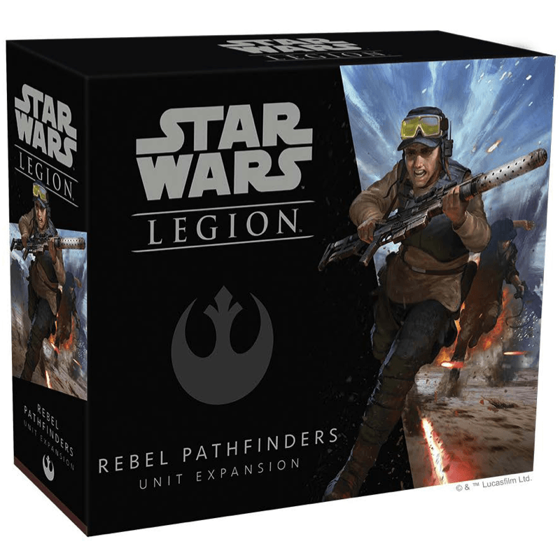 Star Wars: Legion – Rebel Pathfinders Unit Expansion