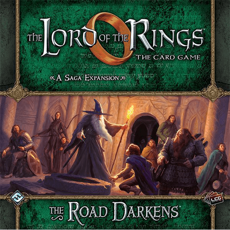 The Lord of the Rings: The Card Game – The Road Darkens