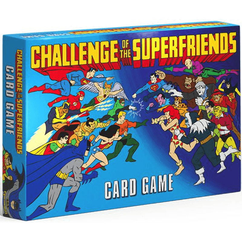 Challenge of the Superfriends Card Game (PRE-ORDER)